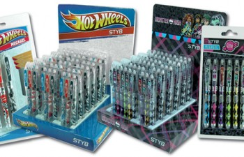 Monster High y Hot Wheels dos licencias top 10 de Styb