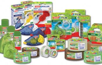tesafilm® Eco&Clear y tesapack® Eco&Strong, lo más nuevo de tesa