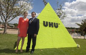 El reto UHU: una obra 'faraónica'