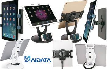 Infinidad de soportes para tabletas Aidata