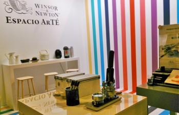 Winsor&Newton en ARCOmadrid15